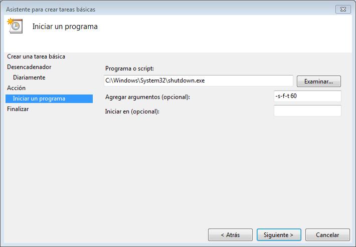 Apagado programado windows desde el programador de tareas height=394