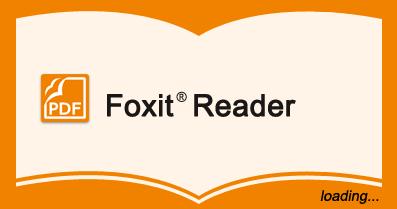 Foxit Reader Logo width= height=