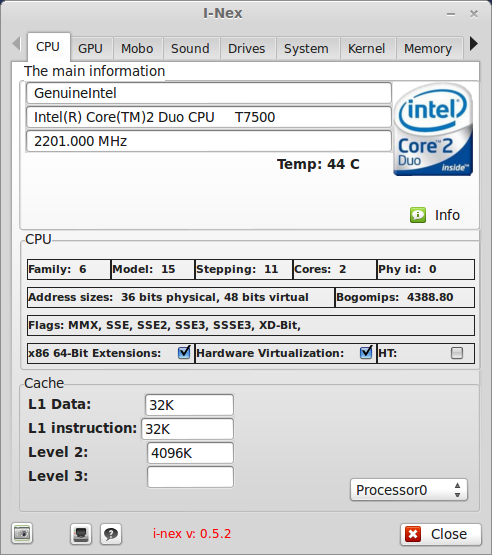 I-Nex Linux