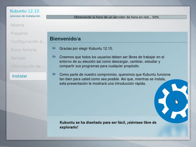 Ultima pantalla instalación Kubuntu 12.10 width= height=