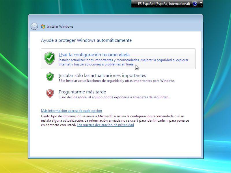 Instalar Windows Vista Paso 8 width= height=