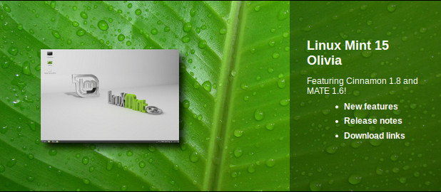 Linux Mint 15 disponible width= height=