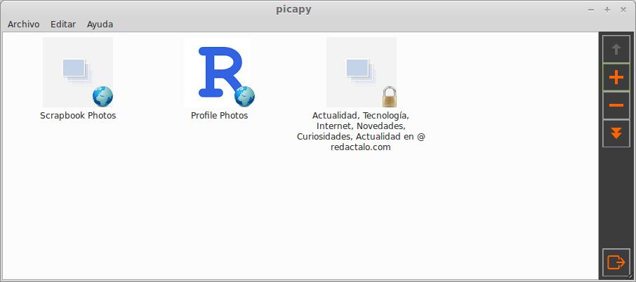 Picapy en Linux