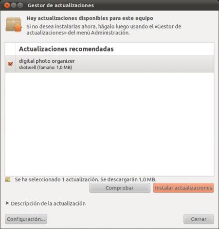 Software Ubuntu actualizado width= height=