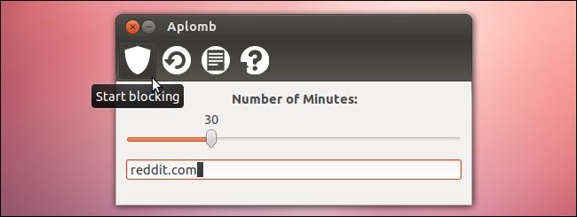 Bloquear páginas web en Ubuntu con Aplomb