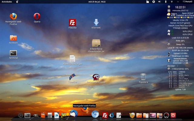 Instalar Cairo-Dock en Ubuntu
