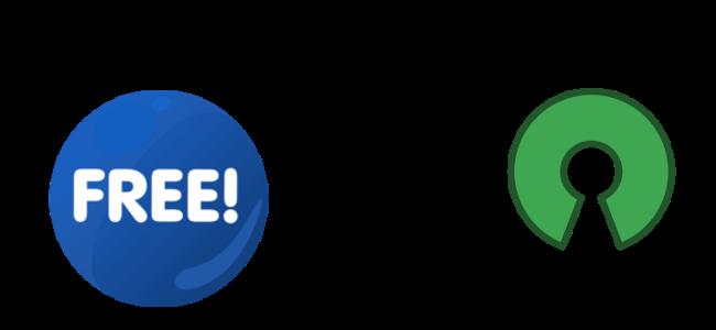 Diferencia entre software libre y freeware