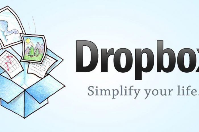 Dropbox, alojamiento de archivos en la nube en Windows y Linux