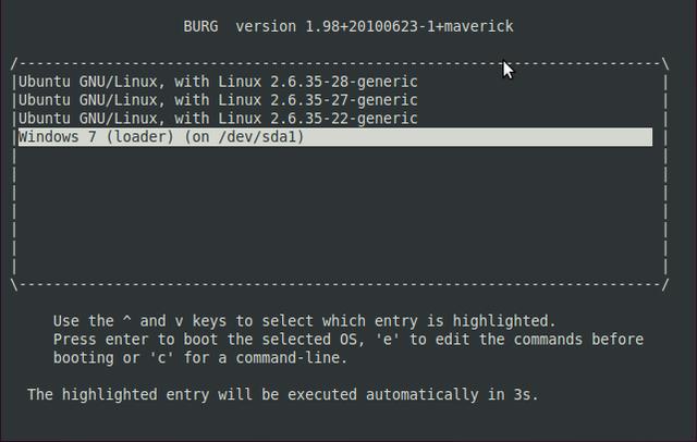 Recuperar el grub de Linux (selector de inicio de Sistema Operativo)