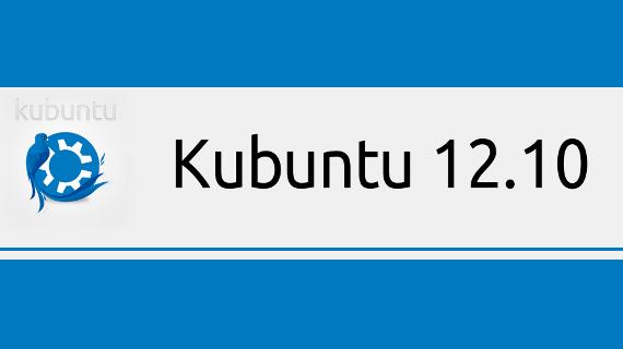 Instalar Kubuntu 12.10 Quantal Quetzal en español