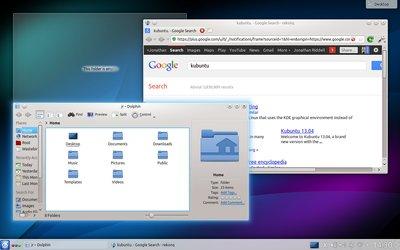 Probando Kubuntu 13.10 Alpha 2