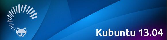 Instalar Kubuntu 13.04 Raring Ringtail en español
