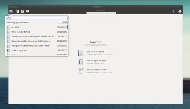 Cambiar la apariencia de LibreOffice en Linux