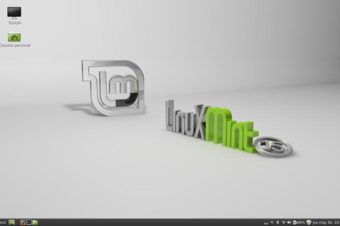Instalar Linux Mint 15 Olivia en español