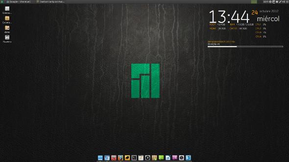 Manjaro 0.8.7 final disponible
