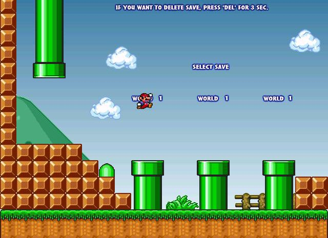 Super Mario 3 – Mario forever en Windows