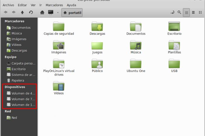 Acceder a los archivos y carpetas de Windows desde Linux