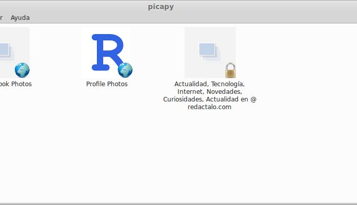 Instalar Picapy, gestor de imágenes Picasa en Linux