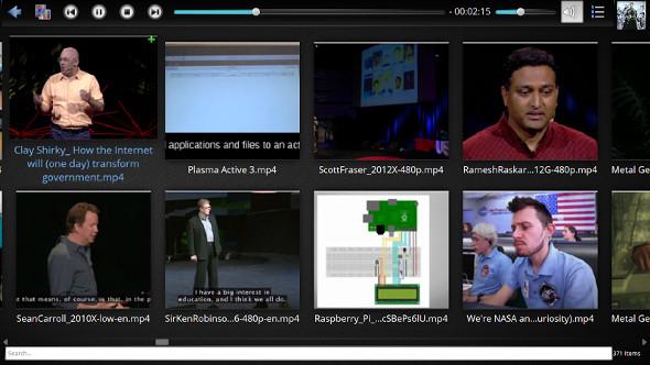 Plama media center 1.1: El centro multimedia para Kubuntu