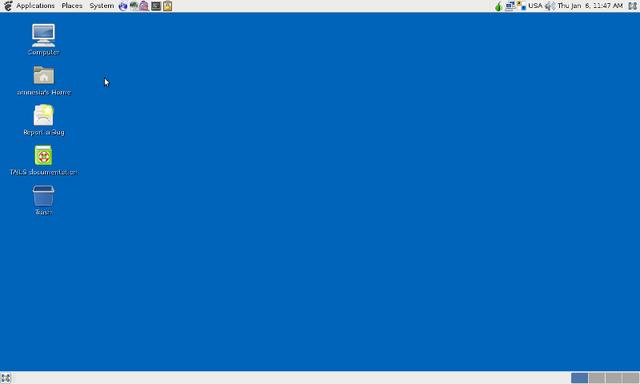 Tails, la distribución basada en Linux para el anonimato en la red