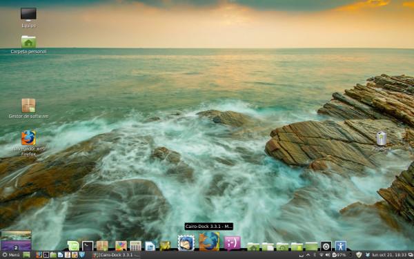 Cairo Dock Ubuntu width= height=