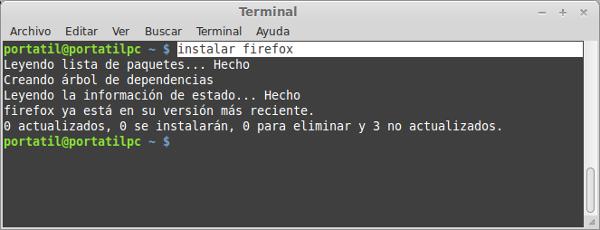 Acortar comandos de Linux con Alias