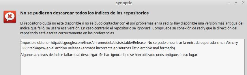 Error_Chrome