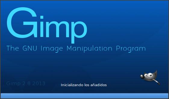 Gimp Splash Linux width= height=