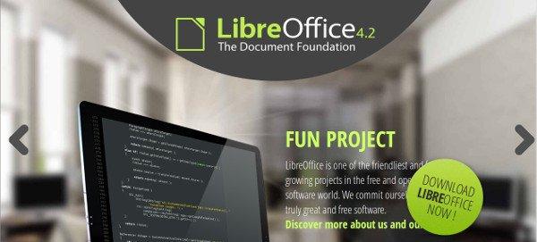 LibreOffice 4.2 width= height=