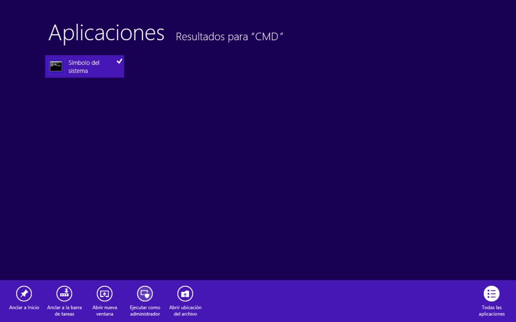Activar arranque seguro Windows 8 modo seguro
