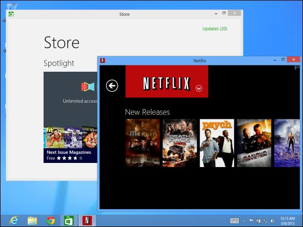 Herramientas para personalizar Windows 8