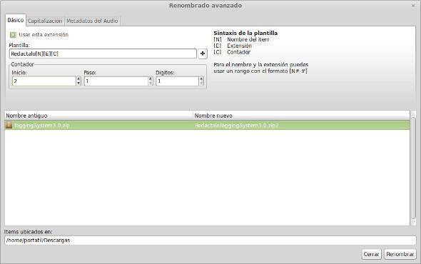 Gestor de archivos Sunflower compatible con Ubuntu 14.04
