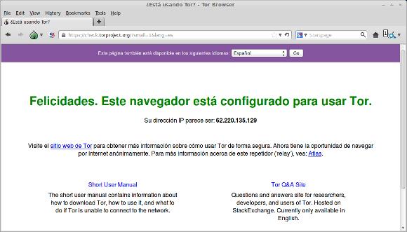 Proteger nuestra privacidad con Tor en Linux