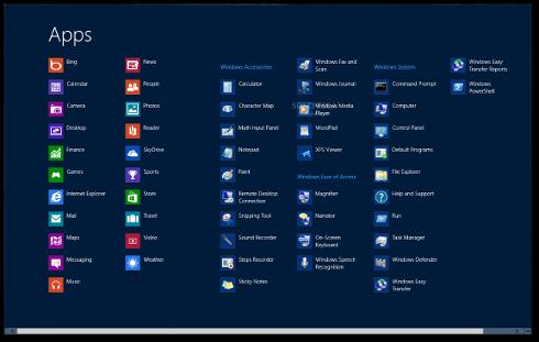 Aumentar la seguridad en Windows 8 al descargar aplicaciones