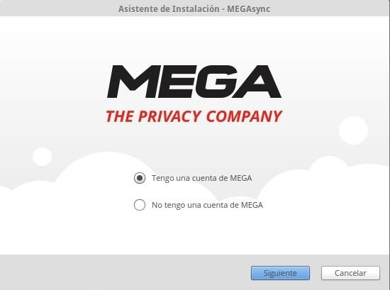 MegaSync llega a Linux como gestor de archivos en la nube