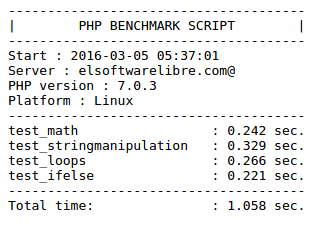 php_benchmark