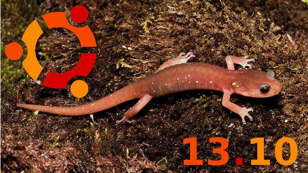 Ubuntu 13.10 Saucy Salamander width= height=