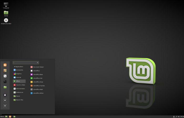 Actualizar a Linux Mint 18