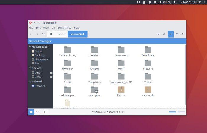 Instalar gestor de archivos Nemo 3.4 sin dependencias de Cinnamon