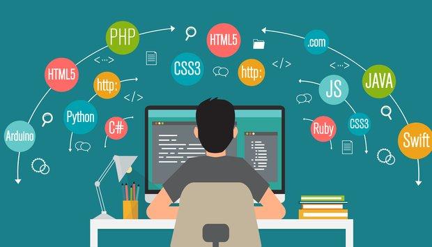 Los 10 lenguajes de programación más usados en 2018