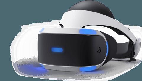 Gafas de realidad virtual de PS4
