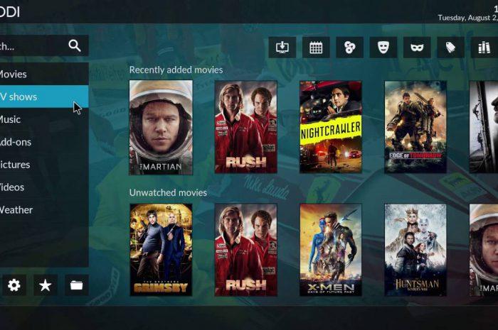 Disponible Kodi 18, el gestor multimedia disponible en Linux