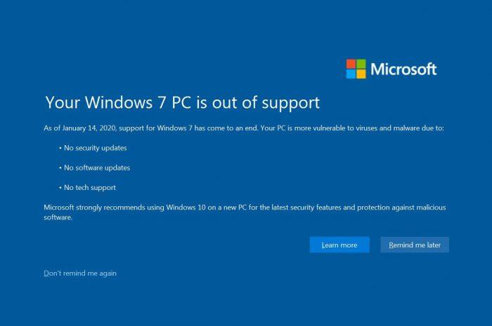 Cómo migrar de Windows 7 a Linux